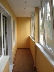 Ремонт,  отделка   лоджий,  балконов